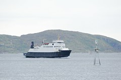 """""""Helgøy"""" (K Horsevik) Tags: helgøy thn torghatten nord ferge ferje ferry bilferge senjafergene senjaferge senja"""