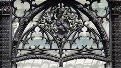 Detail der Orangerie Schloss Frauenberg / Detail of orangery Hluboká Castle (ursula.valtiner) Tags: schlossfrauenberg hlubokánadvltavoucastle orangerie orangery südböhmen southbohemian tschechien czechrepublic