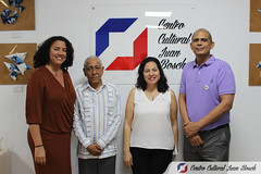 """3er Aniversario del Centro Cultural Juan Bosch • <a style=""""font-size:0.8em;"""" href=""""http://www.flickr.com/photos/136092263@N07/42407770524/"""" target=""""_blank"""">View on Flickr</a>"""