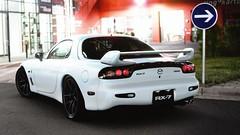 Mazda RX-7 (Thomas_982) Tags: cars auto ps3 gran turismo sport ps4 mazda rx7 night outdoor city