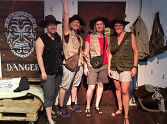 SVAM auf der Suche nach schwierigen Challenges (Breakout Basel) Tags: svam bâlecatraz bâlechemisten bâletheken bâleroyal real live escape game switzerland adventure abenteuer spiel teamevent event unterhaltung entertainment wanted wantedjul18 friends family bobhunters bobprisoners bobchemist bobgangsters