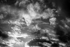Cumulus congestus clouds with dramatic ominus looking clouds tow (Jim Corwin's PhotoStream) Tags: atmosphere nw pacificnorthwest abstractnaturepatterns atmospheric bw background badweather beautiful blackandwhite climate cloud clouds cloudscape contrast cumulus cumulusclouds cumuluscongestus horizontal inspirational lightanddark meteorology naturepatterns natureshapes nobody outdoors patterns photography serious sky turmoil unique weather