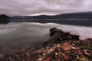 S.ta Croce lake