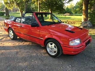 XR3i Cabriolet (1986)
