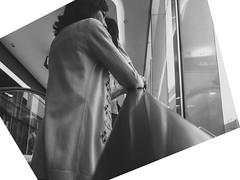 (Carl_W) Tags: slient woman monochrome bw blackandwhite hongkongscene hongkongimage hongkong grd3 grdigital grd