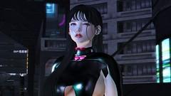 ANDROID 7529 (7 5 2 9) Tags: mbirdie 700 sugarjam tsg city cyberpunk cybernetic robot kawaii taketomi