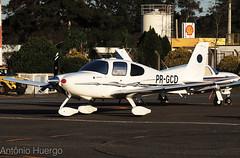 Cirrus SR22, PR-GCD (Antônio A. Huergo de Carvalho) Tags: cirrus cirrussr22 sr22 prgcd