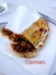EMPANADILLA. (CarmenCordero1949) Tags: empanadilla carmen