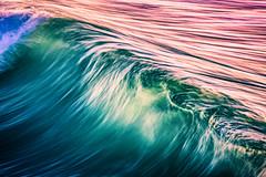 4 (Justin Bartels) Tags: wave waves water ocean day sunset mood abstract art fineart contemporaryart abstractart sandiego socal southerncalifornia california encinitas carlsbad motion movement fluid