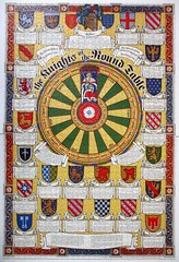 The Knights of the Round Table (pefkosmad) Tags: jigsaw puzzle hobby leisure pastime complete used secondhand theknightsoftheroundtable ianforresterroberts mythsandlegends kingarthur