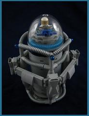 Mars Mission Lander (Karf Oohlu) Tags: lego moc minifig scifi marslander lander spaceship