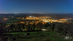 A Welsh Odyssey (TVZ Photography) Tags: hdr highdynamicrange thekymin caeymaen monmouth monmouthshire wales nationaltrust cityscape landscape town city trees stars lights artificial night evening longexposure sonya7r voigtlander 21mm ultron 16x9