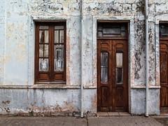 Window and Door / Ventana y Puerta (López Pablo) Tags: window door house lalaguna tenerife spain canary islands canon powershot urban