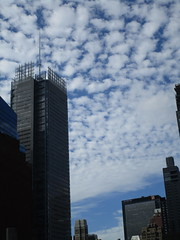 IMG_5846 (Brechtbug) Tags: 2018 july morning clouds virtual clock tower turned off from hells kitchen clinton near times square broadway nyc 07212018 new york city midtown manhattan spring springtime weather building dark low hanging cumulonimbus cumulus nimbus cloud hell s nemo southern view ny1