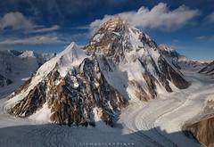 K2 8611m.. (Mountain Photographer) Tags: k2 k28611m mountain mountains peak peaks karakoram baltoroglacier godwinaustin concordia basecamp savoiaglacier northrenarea gilgit baltistan askole skardu rizwan rizwansaddique pakistan 7000m 8000m