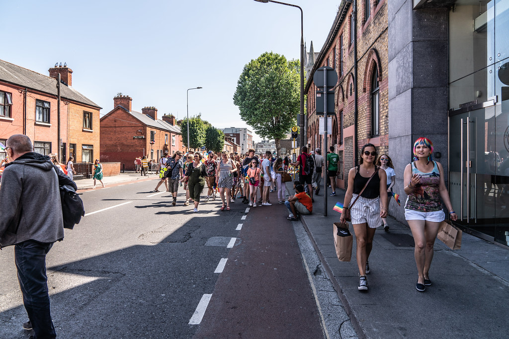 ABOUT SIXTY THOUSAND TOOK PART IN THE DUBLIN LGBTI+ PARADE TODAY[ SATURDAY 30 JUNE 2018]-141790