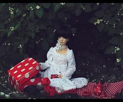 white (noir_saint_lilith) Tags: dollphotography doll dollmore bjd zaoll zaollluv summertime whiteflowers