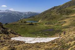 Estany del Querol, Principat d'Andorra (kike.matas) Tags: canon canoneos6d canonef1635f28liiusm kikematas estanydelquerol canillo andorra andorre principatdandorra pirineos paisaje lago agua montañas senderismo nieve excursión lightroom6 андорра