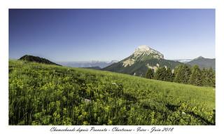 Pravouta - Chartreuse - Isère.