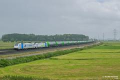 22/06/2018   Hardinxveld-Giessendam (SB-2013) Tags: rurtalbahn rtb cargo 186 pannonia ethanol keteltrein chemie ketelwagens goederentrein freight train betuwelijn goederentreinen treinen 428 421 railpool traxx bombardier