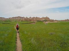 Castle Trail Badlands National Park, South Dakota (netbros) Tags: badlandsnationalpark southdakota castletrail prairie pinnacles spires netbros internetbrothers