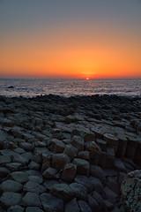 Giants Causeway sunset (decovision84) Tags: giantscauseway northernireland rocks sunset ireland north sun summer stunning photography raw
