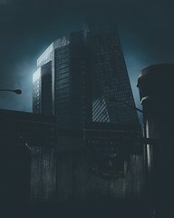 """""""Tall Buildings"""" (Omegapepper) Tags: wallpaper screenarchery screenshot gaming games videogame remastered tlou ps4 digital virtual photography photomode landscape atmosphere atmospheric minimalistic minimalist architecture apocalypse"""