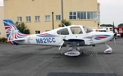 N821CC (Ken Meegan) Tags: n821cc cirrussr22 1427 cirrusn821ccinc weston 672018 cirrus sr22