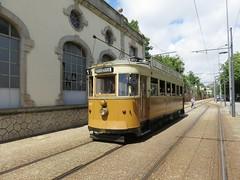 Trams de Porto (Portugal) (Trams aux fils (Alain GAVILLET)) Tags: tramsdeporto tramsportugais stcp tramsvoiesnormales