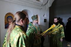 22. Рождество Иоанна Предтечи в пещерной церкви 07.07.2018