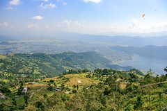 Sarangkot View Tower (RunningRalph) Tags: lake nepal sarangkot pokhara westerndevelopmentregion np