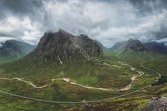 Buachaille (raymond_carruthers) Tags: buachailleetivebeag buachailleetivemòr scotland highlands munros scottishlandscape mountains glencoe stobbeinnachrulaiste panorama thebuachaille landscape clouds