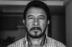 PAPÁ (ivnpourtous) Tags: portrait portraiture portraits retrato retratos retratista retrator nikon cdmx méxico papá father blackandwhite blancoynegro