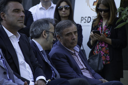 Tomada de posse dos Órgãos Distritais do PSD Porto