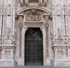 Duomo di Milano (glynspencer) Tags: milano lombardy italy it