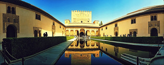 Alhambra Myrtles Courtyard