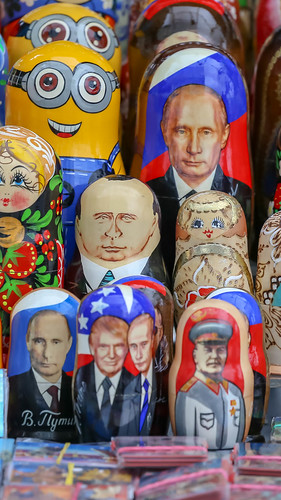 How Russiagate replaced Analysis of the 2016 Election, From FlickrPhotos