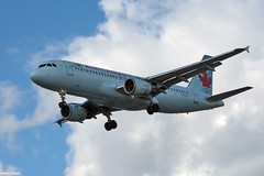 pl06oct17aca3205 (lanpie012000) Tags: montreal montréal yul cyul aircanada airbusa320211 cfdst fin207