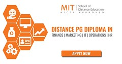Distance Management Courses - MIT School of Distance Education (mitsdeonlineeducation) Tags: mit school distance education's diploma program management enhance your career development courses pg finance