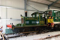 21442 Swindon & Cricklade Railway 030618 (Dan86401) Tags: scr swindoncrickladerailway 21442 johnfowler 040 040dm dieselmechanical shunter