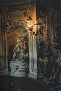 Vanderbilt Mansion National Historic Site - Hyde Park New York -  United States - Lobby