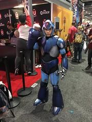Some cosplay and random stuff at Comic-Com.  #sdcc #sdcc2018 #comiccon #cosplay #megaman #residentevil #neildegrassetyson #videogames #nintendo (djdac) Tags: nintendo sdcc sdcc2018 comiccon cosplay megaman residentevil neildegrassetyson videogames