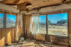 When It's Easy (Wayne Stadler Photography) Tags: 2018 west wildwest gleeson southwest towns derelict mobilehome ghosttowntrail rusty rustography arizona usa rustographer ghosttown abandoned