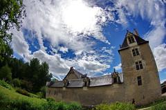 1370 Val de Loire en Août 2017 - Fougères-sur-Bièvre, le château (paspog) Tags: valdeloire france 2017 château castle schloss fougèressurbièvre châteaudefougèressurbièvre