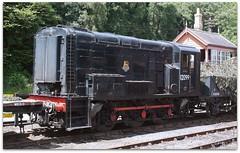 12099 (zweiblumen) Tags: 12099 shunter vintage 1952 class11 englishelectric 060 diesel severnvalleyrailway canoneos50d canonef35mmf2 polariser zweiblumen picmonkey britishrail