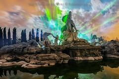 Fontana di Trevi (fotochemaorg) Tags: cielo escultura estatua inght2018 parqueeuropa torrejondeardoz