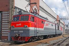 VL10-1689 (zauralec) Tags: rzd ржд локомотив электровоз депо курган kurgan depot вл10 vl10 vl101689 1689 вл101689