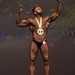 MENS BODY BUILDING MASTERS - BRUNO RODRIGOUS