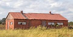Old 0073 Building (edit) (MO FunGuy) Tags: old barns buildings rural missouri