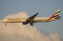 Emirates Airline - Boeing 777-300 - A6-EMO (Stavridis - Aviation & Photography) Tags: air peace nigeria emirates omdb dxb 777 777300 boeing airliners airlines jetphotos jetspotters airline airways jetspotter spotter spotting airport aviation avgeek dubai emirati a6emo